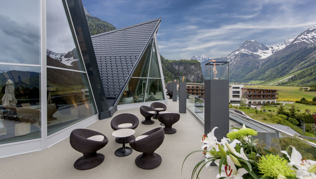 Aqua Dome - Tirol thermal spa Laengenfeld